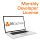 B9Captivate Professional - Monthly Developer License