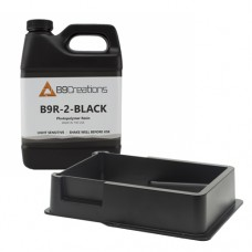 Black Mold Making Resin + 2 FAST™ Vat II