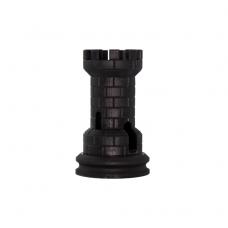 530 Standard Sample in Black - Rook