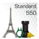 Standard Sample - B9 Core 550