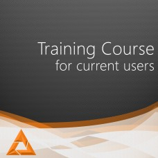Training Course for current users