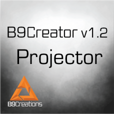 B9Creator V1.2 Replacement Projector - Vivitek D912HD